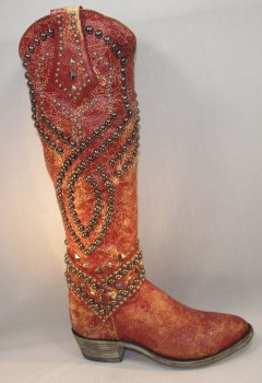 Belinda - Red Crackle