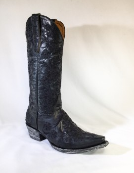 Clarise - Black (stock boot)