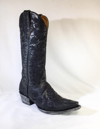 Clarise - Black (stock boot)