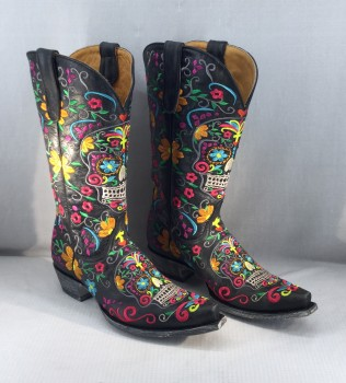 Klak Sugar Skull Relaxed Fit (stock boot)