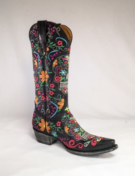 Klak Sugar Skull (stock boot)