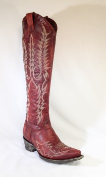 Mayra Bis - Red (stock boot)