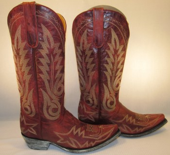 Nevada Relaxed Fit - Red (stock boot)
