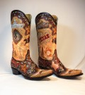 """Texas State Boot - 13"""""""