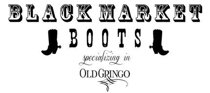 The Black Market Boots